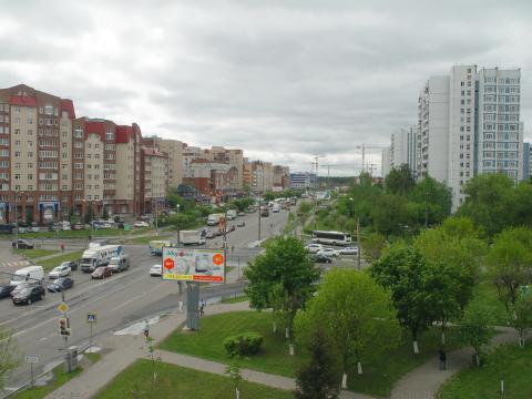 Город Королев, проспект Космонавтов