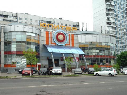Торговый центр ЮПИТЕР. Город Королев, проспект Космонавтов