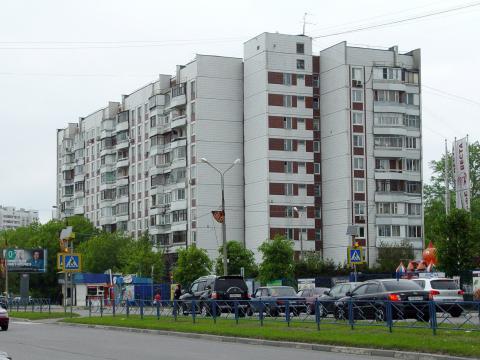 Город Королев, ул. Горького