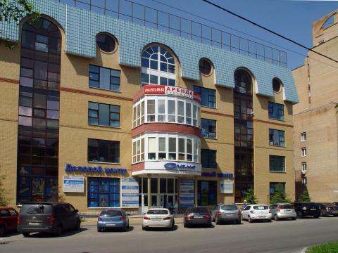 Деловой офисный центр СИГМА в Королеве