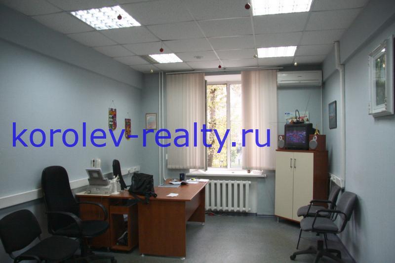 Офис в Королеве на ул. Циолковского, д.27